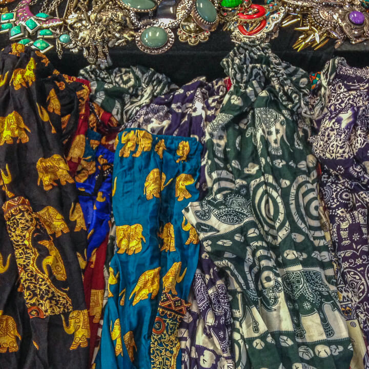 endless elephant pants for sale in bangkoks malls