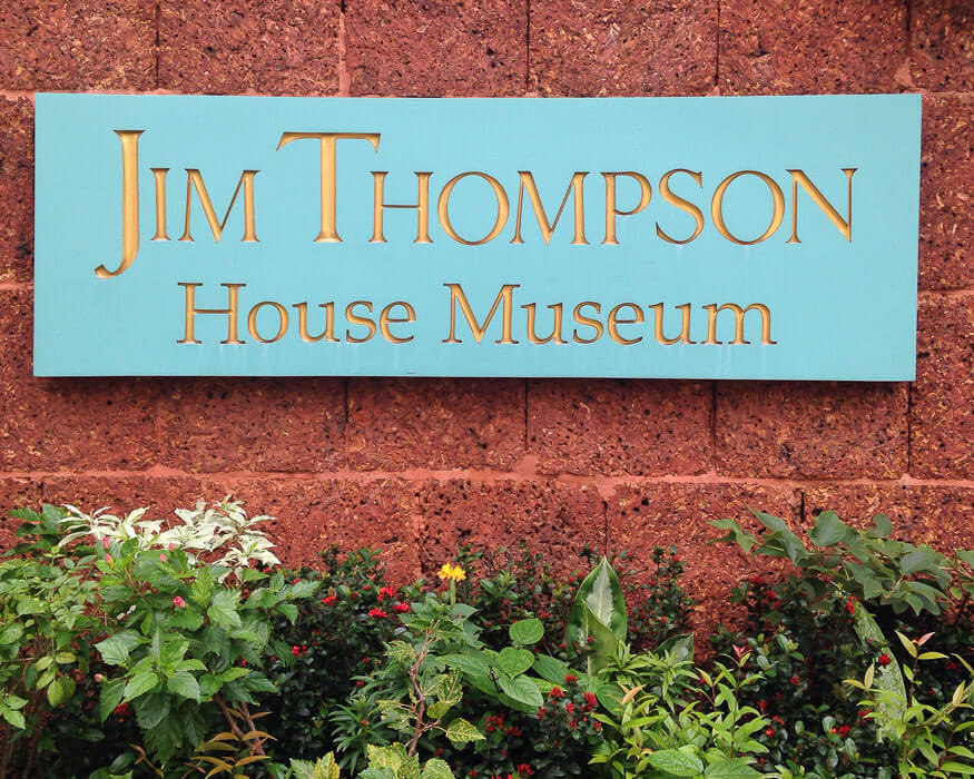 jim thompson house museum in bangkok thailand