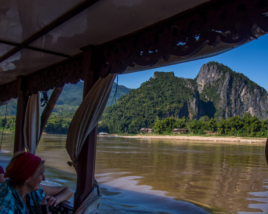 travel slow boat thailand laos