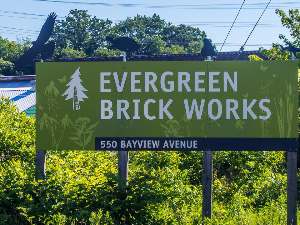 welcome to evergreen brick works